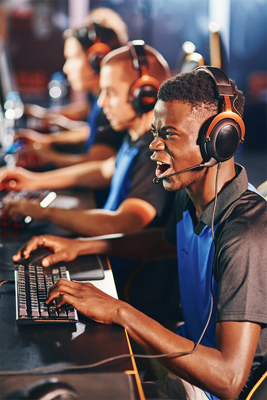 Game Design Program Contact Majoring In Gaming